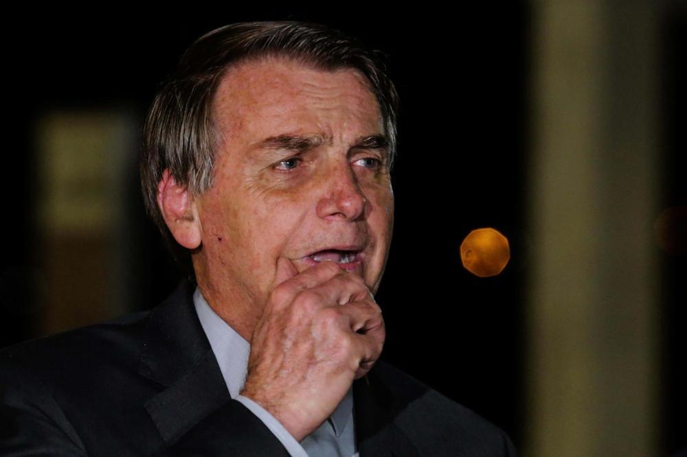 Presidente Jair Bolsonaro é diagnosticado com covid-19