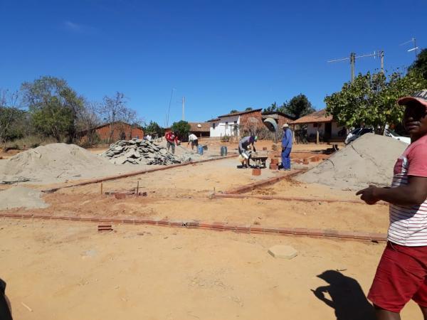 Moradores do Povoado Guaipaba terão em breve uma Praça