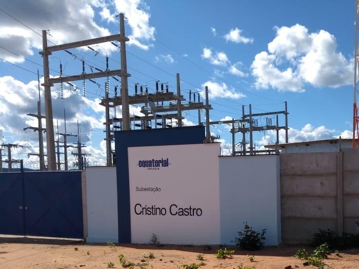 Bom Jesus, Cristino Castro e Uruçuí ganham subestações elétricas