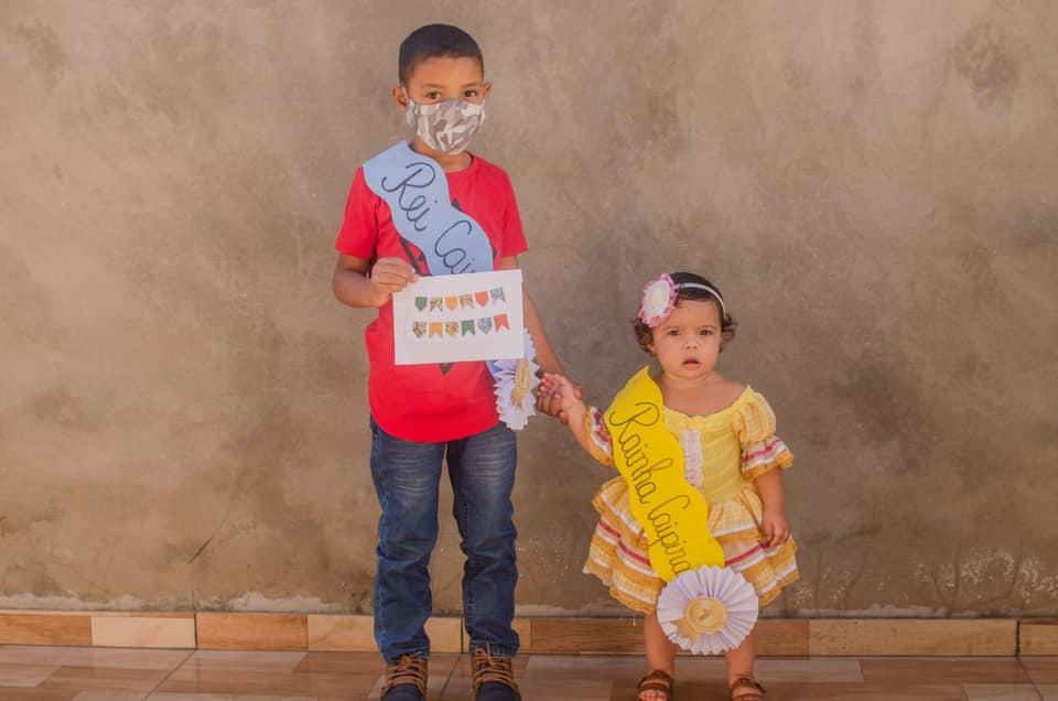Vencedores do concurso 'Arraiá Virtuá' recebem prêmio em Santa Filomena