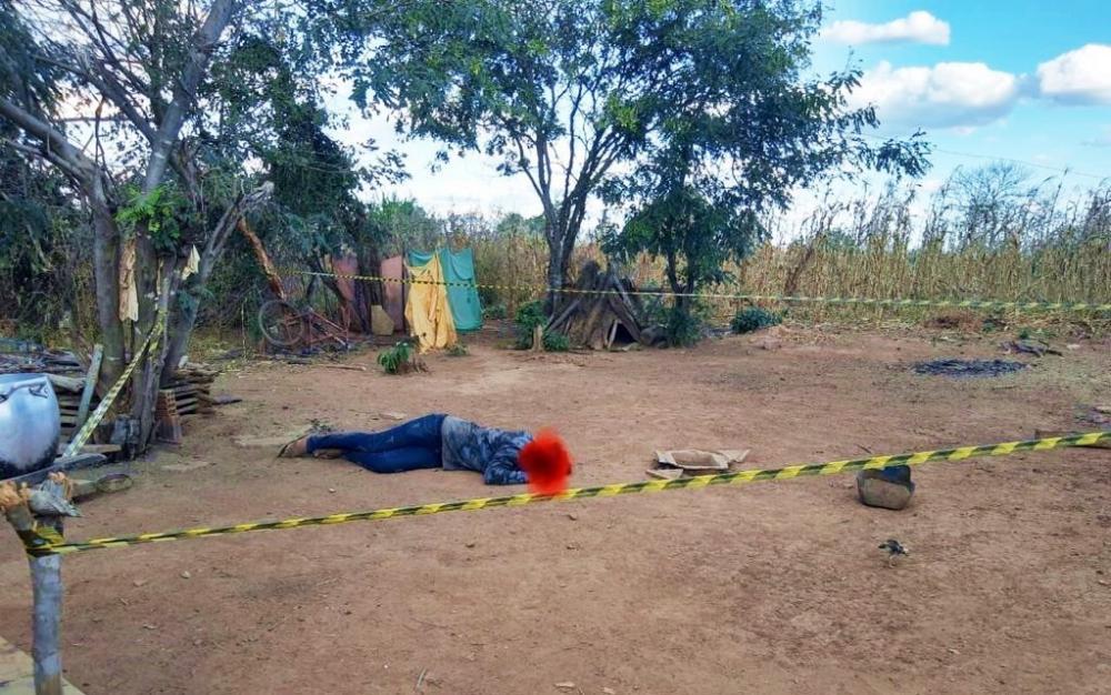 Discussão entre primos deixa um morto e outro gravemente ferido em Curimatá