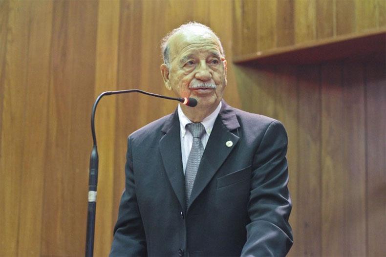 Ex-deputado Juraci Leite morre aos 88 anos vítima da covid-19