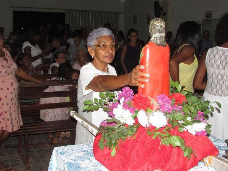 Procissão encerra os festejos de Bom Jesus da Lapa em São Gonçalo