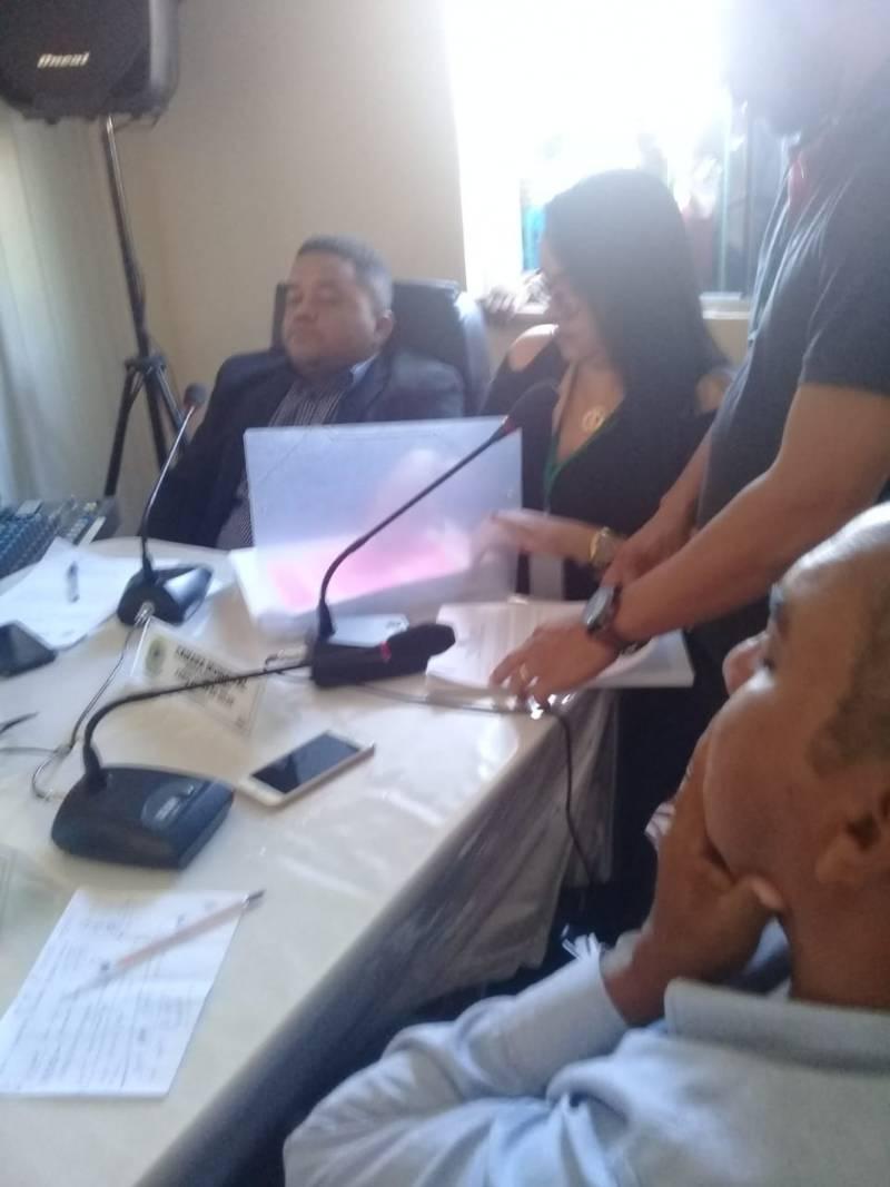 Sessão da Câmara em Monte Alegre tratou sobre bloqueio de programas Federais