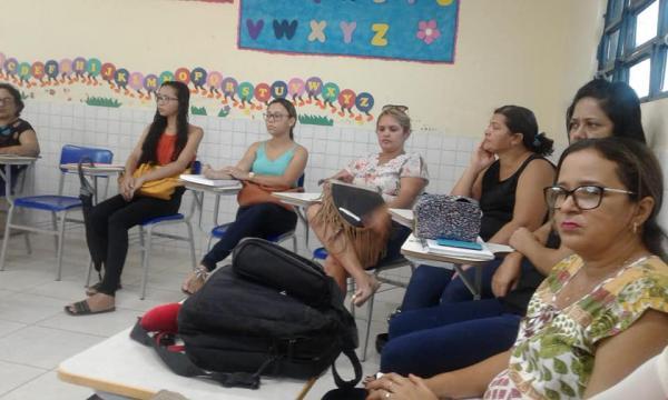 Programa Mais Alfabetização na cidade de Gilbués