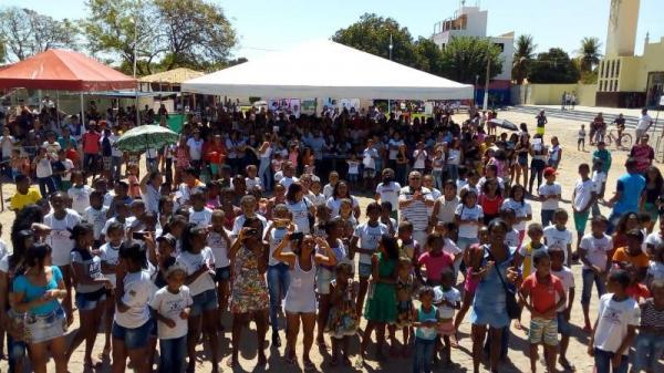 Prefeitura Municipal de Redenção do Gurguéia realiza II Feira da Cidadania