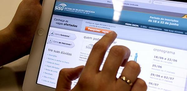 Inscrições para Sisu iniciam nesta terça; confira vagas no Piauí