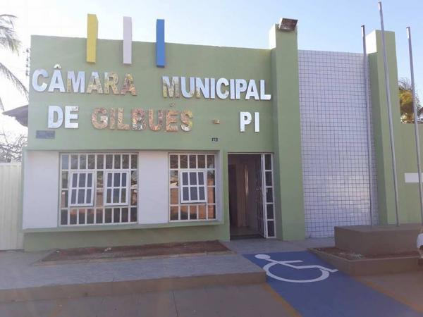 Legislativo de Gilbués retoma os trabalhos na próxima segunda-feira (20)