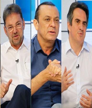 Wilson tem 22%, Frank 16% e Ciro 13%, revela pesquisa Opinar para o Senado