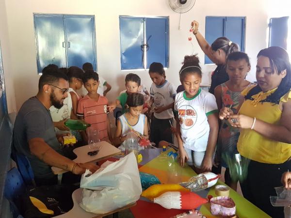 Secretaria de Saúde de Bom Jesus realizou ação em Assentamento