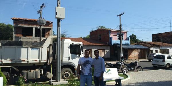 Programa Cidade Digital chega ao município de Júlio Borges