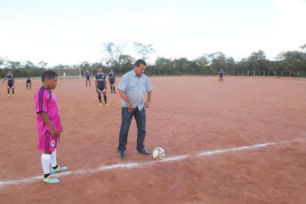 Começa hoje (18) a Copa do Prefeito na cidade de CURRAIS-PI
