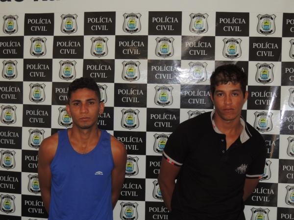 Polícia prende acusados de estuprarem mulher em São Raimundo Nonato