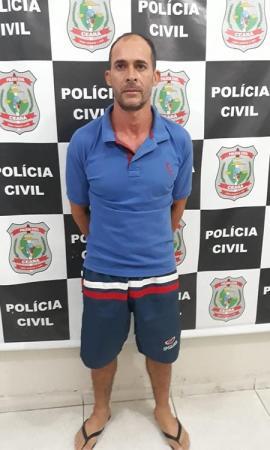 Matador de Aluguel é preso e cumprirá pena de 100 anos