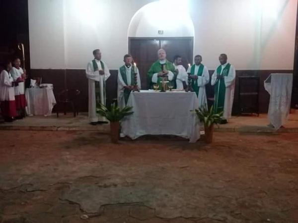 Novo Pároco de Barreiras do Piauí tomou posse neste sábado