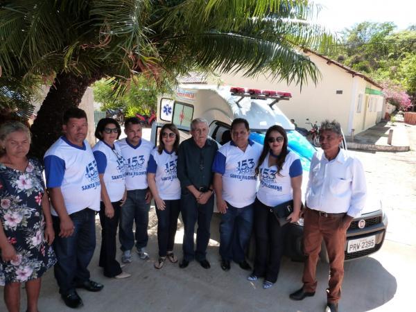 Santa Filomena ganha investimentos e melhorias em festa de 153 anos