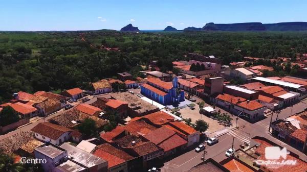 Corrente está entre as cidades mais populosas do PI
