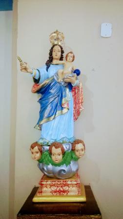 Começou os festejos de Nossa Senhora do Livramento em PARNAGUÁ
