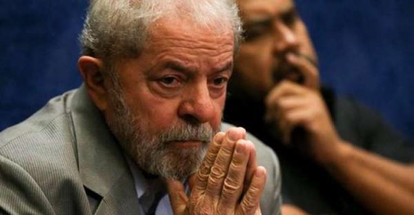 Lula está fora das eleições 2018