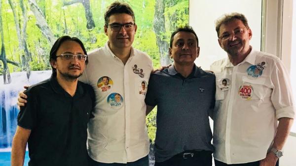 Prefeito do PT declara apoio à candidatura de Luciano Nunes