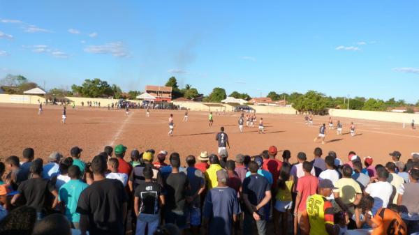 Gilbués-PI: Gambiarra é o grande campeão do Municipal 2018
