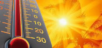 Gilbués registra temperaturas elevadas