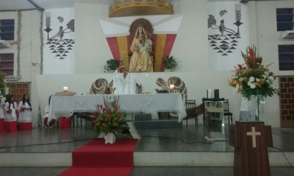 Novenário de Nossa Senhora das Mercês em Bom Jesus