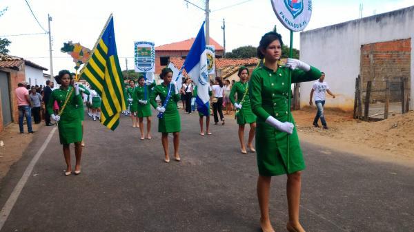 Parnaguá faz Desfile Cívico em alusão a Independência do Brasil.