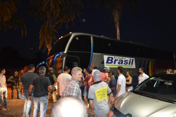 LGBT destrói placa de Bolsonaro em Bom Jesus-PI