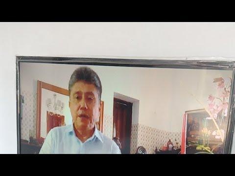 Marcos Elvas ao vivo na TV Clube