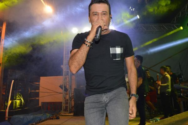 Zé Cantor no 56º Aniversário de Palmeira do Piauí