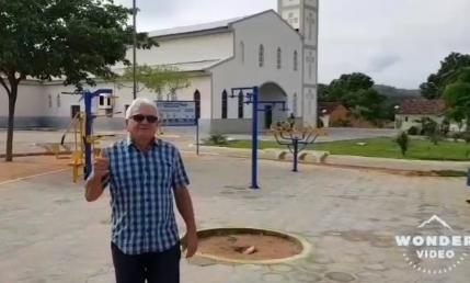Prefeito Cidelton parabeniza Santa Luz pelos seus 56 anos